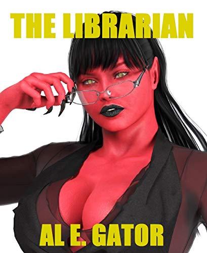 Couverture du livre The Librarian (English Edition)