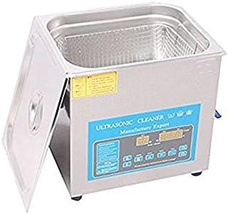 CGOLDENWALL KJ-1410AL Nettoyeur à ultrasons 10 L Appareil de nettoyage à ultrasons pour microscope, carte PC, chaîne de vé...