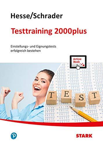 STARK Hesse/Schrader: Testtraining 2000plus