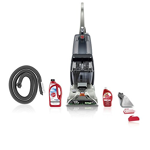 Hoover Turbo Scrub Upright Carpet Cleaner Expert Pet Bundle...