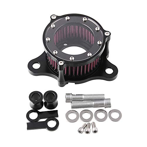 Air Cleaner Intake Filter System Kit For Harley Davidson Sportster...
