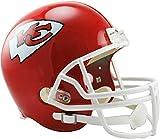 Riddell Kansas City Chiefs VSR4 Full-Size Replica Football Helmet - NFL Replica Helmets