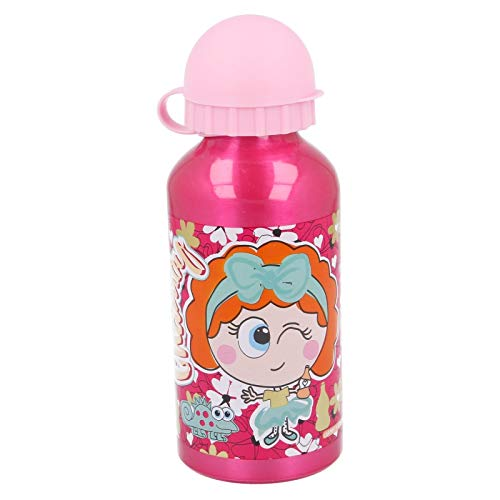2720; Aluminium fles Chamoy Amiguis; 400 ml capaciteit; fles water
