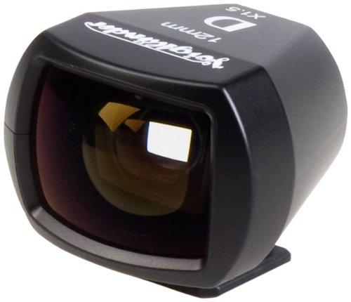 Voigtländer Digitaler Sucher für Kameras (12 mm) schwarz