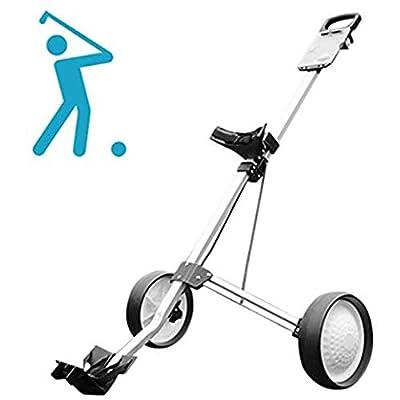 Coolhf Golfwagen Golf Trolley