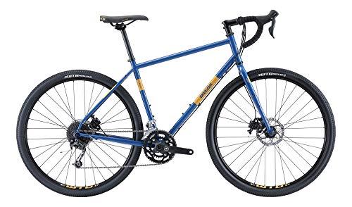 breezer Radar Expert Cyclocross Bike 2020 (60cm, Blue/Tan)