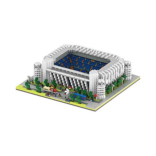 Puzzle 3D Estadio Santiago Bernabéu 4575 Piezas