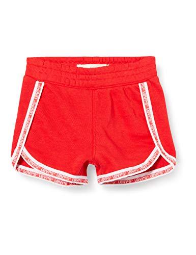Levi's Kids Lvg Lounge Shorty Short Pantalones cortos Niñas Tomato 12 años