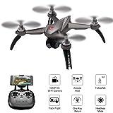 Drone RC con videocamera HD 1080P Video in Diretta, GPS con Posizionamento satellitare Quadcopter...