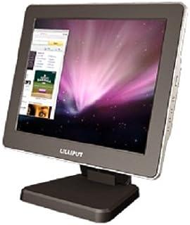 プロフェッショナルLilliput 9.7インチ Um-900 カラーTFT LCD USBモニター Mini Hdmi Mini USB USB 入力 USB出力 VGA VCD DVD GPSシステムに最適 モーターカー 船舶用 バッテリー...
