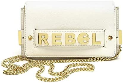Loungefly x Star Wars Gold Chain Rebel Clutch Crossbody Bag product image