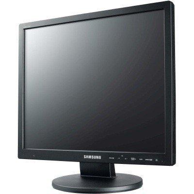 """Samsung SMT-1935 19\"""" HD High Definition HD Monitor CCTV Sicherheit 19\"""" TV/Monitor mit HDMI, VGA & BNC & eingebautem Lautsprecher"""