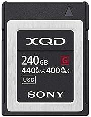 Sony QDG240F - Tarjeta de Memoria Flash (250 GB)