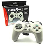 PS1 Analog Controller Pad - White