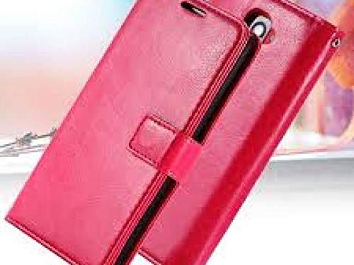 GUPi iPhone 6 Plus - Carcasa para iPhone 6S Plus (2 en 1), color rojo