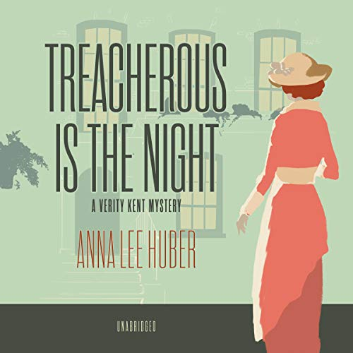 Treacherous Is the Night audiobook cover art