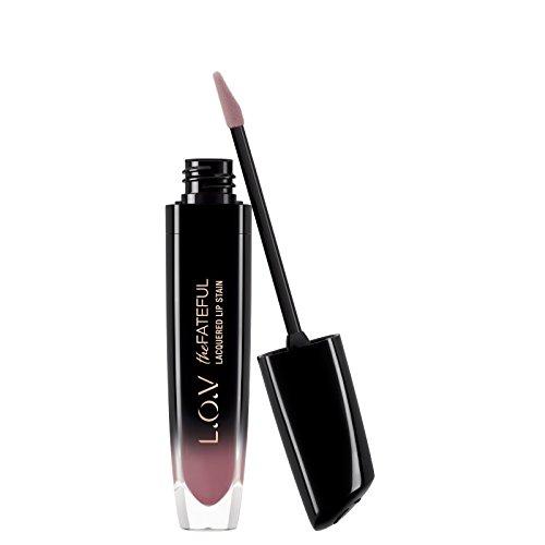 L.O.V - Flüssiger Lippenstift - THE FATEFUL lacquered lip stain 710