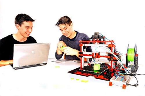 fischertechnik – Fischertechnik 536624 3D Drucker - 3