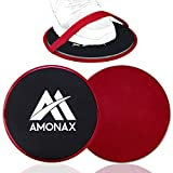 Amonax Core Sliders (Rojo)