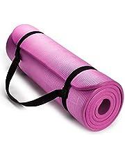 Yoga mat / 10mm / purple