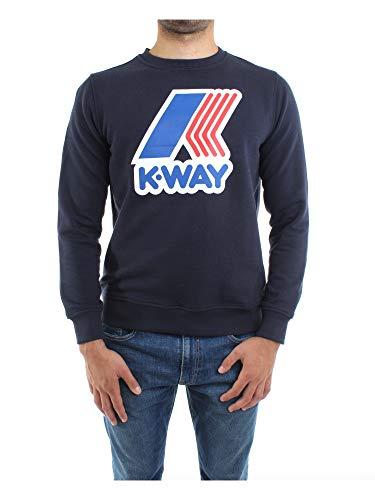 K-Way Felpa Rainer French Terry K006QC0 K89 K006QC0