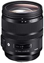 Sigma 24-70mm f/2.8 DG OS HSM Art Lens for Canon (Certified Refurbished)