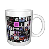 Sountll Depeche Mode 12 oz Large Funny Coffee Mug Novelty Cup Holiday Christmas Hanukkah Gift for Men & Women Who Love Tea Mugs & Coffee Cups