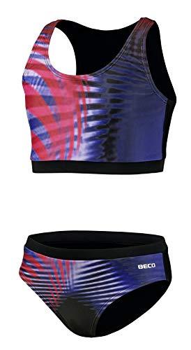 Beco Mädchen Kinder Crop Top Bikini Badeanzug Größe 128-176(164)