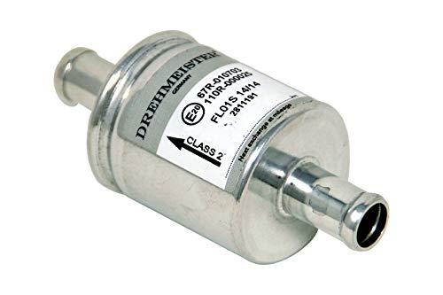 Gasfilter FL01S 14x14mm - Filter für Autogas, LPG/CNG Gasanlagen - universell einsetzbar für alle Fahrzeuge und Gasanlagen (z.B. KME, BRC, Stag u.a.)