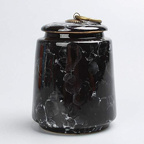 liangh Urna Funeraria,Urnas De Cremación para Adulto,Cenizas Humanas O Mascotas,urna Enterrada En Casa O En Oficina,8×8×11cm,G