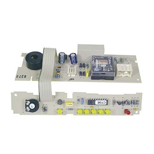 Liebherr 6113632 6113362 ORIGINAL Elektronik Steuerung Platine Gefriergeräteelektronik Elektronikmodul Thermostat Freezerthermostat Gefrierschrank Gefrierautomat Tiefkühlgerät Gefriergerät Gefrierteil