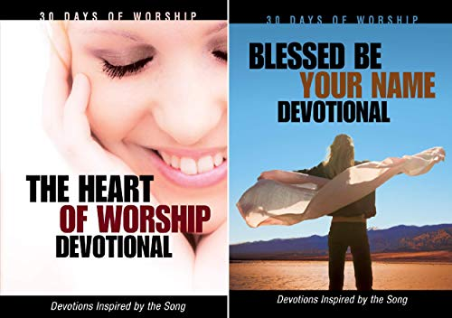 30 Days of Worship (2 Book Series)