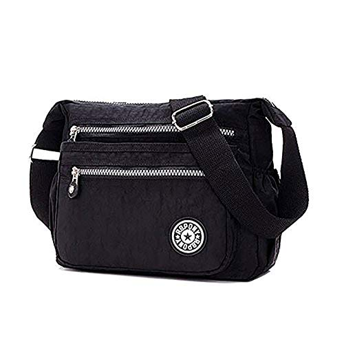 13.99 AllRight Women's Casual Cross Body Handbags Waterproof Canvas...