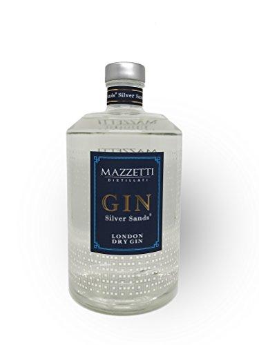 Silver Sands Gin - London Dry - Italienischer Gin 0,7l 42% vol.alc.