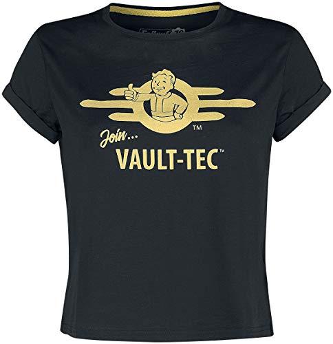 Fallout 76 - Join Vault-Tec T-Shirt schwarz XXL