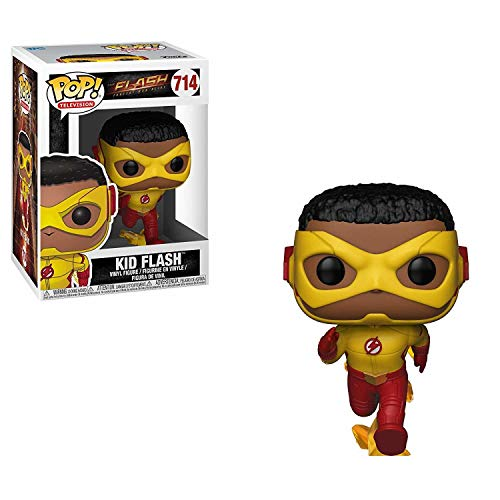 Funko Pop Television: The Flash - Kid Flash Collectible Figure, Multicolor