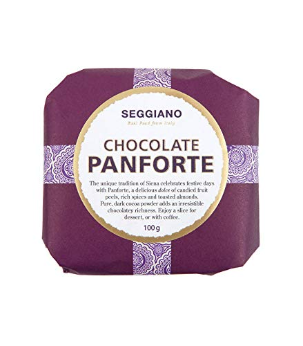 Photo of Seggiano Chocolate Panforte 100g – Made Using Local Honey – Handmade In Siena Following A Medieval Tradition And Recipe – Palm Oil Free – Ideal Christmas Gift