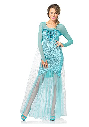 Leg Avenue - 8540825225 - Costume Reine des Neiges Fantaisie - XS (32-34 EU)