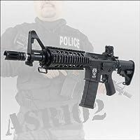 APS コルト M4A1 CQBモデルフルメタルブローバック電動ガン ASR-102 エアガン ミリタリー