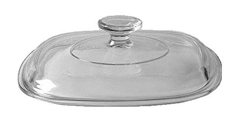 Pyrex A-9-C Square Casserole Replacement Lid Square Dish Lid A9C