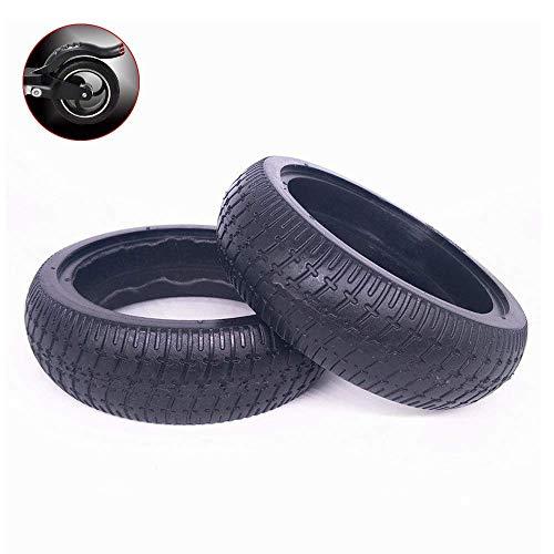Reifen, Elektrorollerreifen, 6,5-Zoll-Explosionsschutz-Vollreifen, rutschfest, verschleißfest, pannensicher, geeignet für Zubehör für ausgewogene Autoreifen