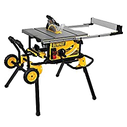 best table saw under $600 - DEWALT DWE7491RS jobsite