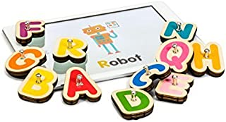 Marbotic Smart Letters - Interactive Learning Toy for Tablets [並行輸入品]
