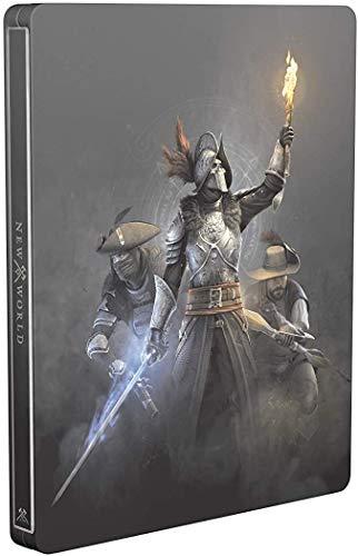 New World - Steelbook
