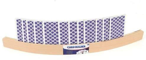 Speelgoed 3166A 50CM - Holz Karten Halter, 50 cm