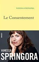 Le consentement de Vanessa Springora