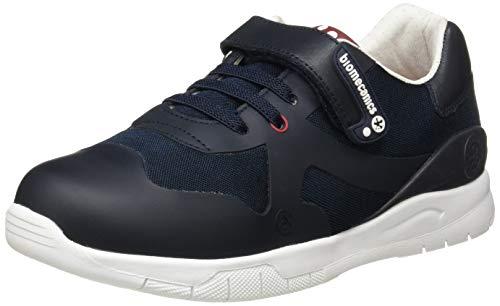 Biomecanics Jungen 191192 Sneaker, Marine Blue (Grille), 32 EU