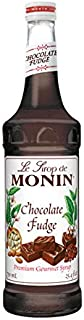 Monin Inc M-AR228A Chocolate Fudge Syrup (SET OF 12 PER CASE)