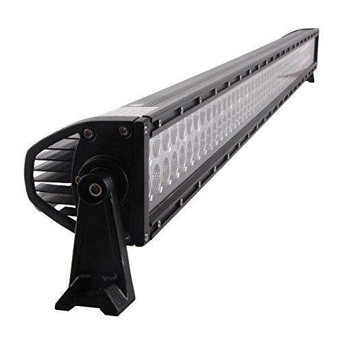 Northpole Light LED Light Bar, 52' 300W Waterproof Spot-Flood Combo LED Light Bar, Jeep Off-Road Light Bar, Driving Fog Light with Mounting Bracket for Off-Road, Truck, Car, ATV, SUV, Jeep