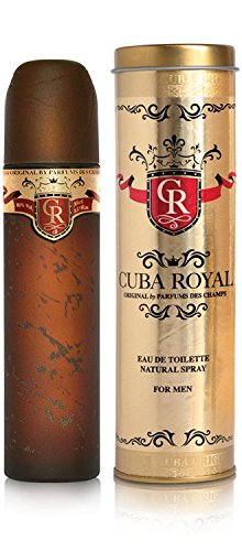 Parfum de France Cuba Royal homme / men, Eau de Toilette, Vaporisateur / Spray, 100 ml